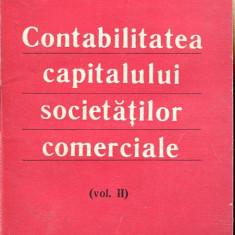 LICHIDARE-Contabilitatea capitaluilui societatilor comerciale- vol. II - Autor : Trasca Margareta - 101715 - Carte Contabilitate