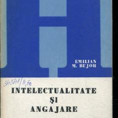 LICHIDARE-Intelectualitate si angajare - Autor : Emilian M. Bujor - 111147 - Carte Sociologie