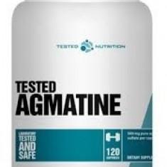 Tested Agmatine 120 caps - Aminoacizi