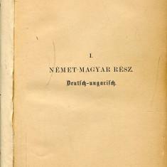 LICHIDARE-Magyar- nemet kezi- szotar - Autor : Kelemen Bela - 71238 - Curs Limba Maghiara