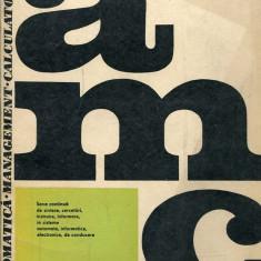 LICHIDARE-Automatica, management, calculatoare- vol.23 - Autor : - - 135022 - Carti Automatica