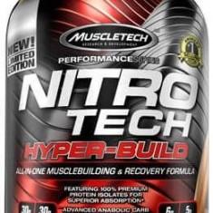 Muscletech Nitro Tech Hyper Build 998g - Concentrat proteic
