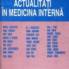 LICHIDARE-Actualitati in medicina interna - Autor : Gheorghe Gluhovschi - 76302