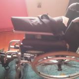 Carut handicap ortopedic - Scaun cu rotile