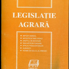 LICHIDARE-Legislatie agrara - Autor : - - 114780 - Carte Drept penal