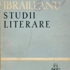 LICHIDARE-Studii literare- Ibraileanu - Autor : Garabet Ibraileanu - 83976 - Studiu literar