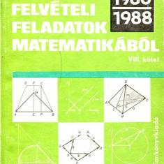 LICHIDARE-Egyetemi felveteli feladatok matematikabol - Autor : Scharnitzky Viktor - 75436 - Curs Limba Maghiara