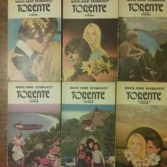 Torente - Marie Anne Desmarest / C59P - Roman dragoste