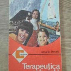 Terapeutica Naturista - Arcadie Percek, 393300 - Carte Medicina alternativa