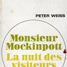LICHIDARE-Monsieur Mockinpott- La nuit des visiteurs - Autor : Peter Weiss - 65298 - Carte Cinematografie