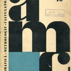 LICHIDARE-Automatica, metrologie, calculatoare- vol.10 - Autor : - - 98541 - Carti Automatica