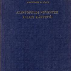 LICHIDARE-Szantofoldi novenyek allati kartevoi - Autor : Manninger G. Adolf - 70936 - Curs Limba Maghiara