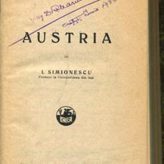 LICHIDARE-Austria - Autor : Simionescu - 139638
