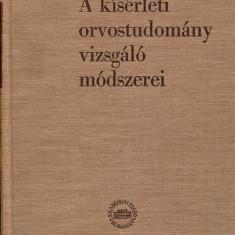LICHIDARE-A kiserleti orvostudomany vizsgalo modszerei - Autor : V. Kotet - 70923 - Curs Limba Maghiara
