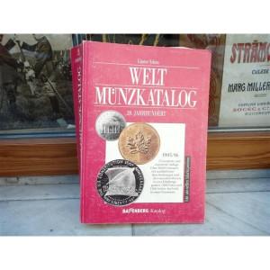Welt Munzkatalog - Numismatica , Gunter Schon