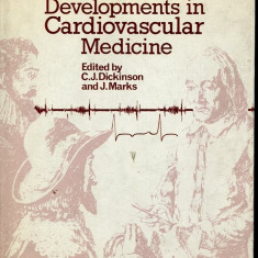 LICHIDARE-Developments in cardiovascular medicine - Autor : C. J. Dickinson - 80024 - Carte Cardiologie