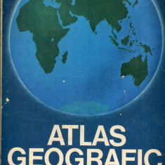 LICHIDARE-Atlas geografic scolar - Autor : Eustatiu C - 153183