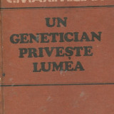 LICHIDARE-Un genetician priveste lumea - Autor : C. Maximilian - 62034 - Carte Biologie