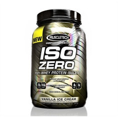 Muscletech Iso Zero 900 g - Concentrat proteic