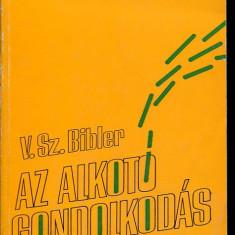 LICHIDARE-Az alkoto gondolkodas - Autor : V. Sz. Bibler - 75446 - Curs Limba Maghiara