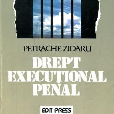 LICHIDARE-Drept executional penal - Autor : Petrache Ziaru - 96629 - Carte Drept penal