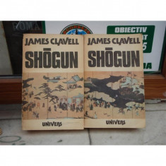 Shogun 2 volume, James Clavell, 1992 - Roman