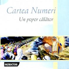 LICHIDARE-Cartea Numeri- un popor calator - Autor : - - 114402