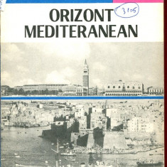 LICHIDARE-Orizont mediteranean - Autor : Serban Gheorghiu - 83863 - Carte Geografie