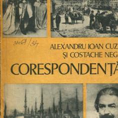 LICHIDARE-Corespondenta - Autor : Alexandru Ioan Cuza - 110298 - Carte Politica