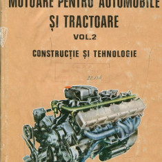 LICHIDARE-Motoare pentru automobile si tractoare- vol.II - Autor : D. Abaitancei - 135041