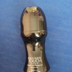 Deodorant bila barbati black suede touch - Antiperspirant Avon