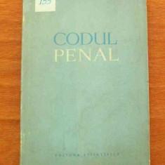 LICHIDARE-Codul penal-text oficial cu modificarile pana la data de 1 decembrie - Autor : - - 51426 - Carte Drept penal