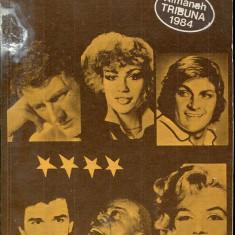 LICHIDARE-Spectacol : Almanah Tribuna 1984 - Autor : - - 95266 - Carte Cinematografie