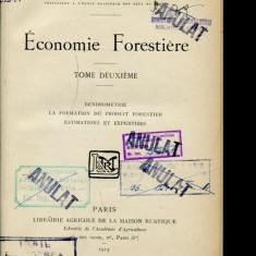 LICHIDARE-Economie forestiere- vol.II - Autor : G. Hufel - 86191 - Cursuri limbi straine