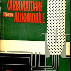 LICHIDARE-Carburatoare pentru automobile - Autor : Virgil Dumitrescu - 133121