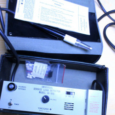 Tester detector universal gaz freon aparat profesionist frigotehnist japonez - Detector gaz