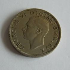 Moneda jumate de coroana 1948 Anglia -1077, Europa