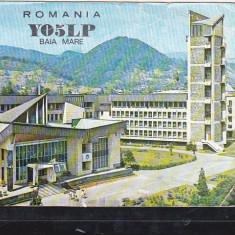 Bnk cp Baia Mare - QSL - starea din imagine - Carte Postala Maramures dupa 1918, Circulata, Printata