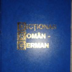 Dictionar roman-german an 2000/60.000 cuvinte/1619pag- Mihai Anutei Altele