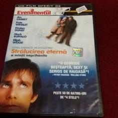 XXP DVD FILM STRALUCIREA ETERNA A MINTII NEPRIHANITE - Film comedie Altele, Romana