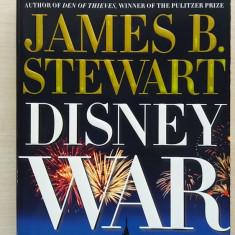 James B. Stewart – DisneyWar (Simon & Schuster Paperbacks, 2006) - Carte afaceri