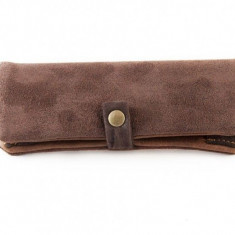 Mp4 Kavatza Mini Portofel Brownie - Tabachera