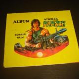 Album suprize de la guma de mestecat Panzer, anii 90