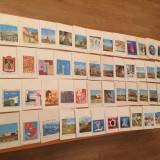 Lot imens 350 Plicuri Postale Romania RSR (Intreg Postal)