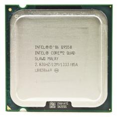 Procesor Intel Core 2 Quad Q9550, 2.83GHz, 12 MB Cache - Procesor PC