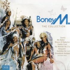 BONEY M The Collection Box set (3cd) - Muzica Dance