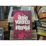 INTERVIU 11 POVESTIRI , Ilarie Voronca , 1989