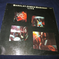 Barclay James Harvest - Live _ dublu vinyl, 2 x LP, album, Polydor(Germania) - Muzica Rock Altele, VINIL