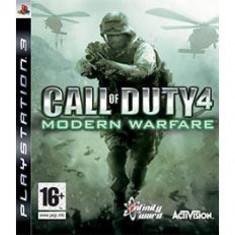PS3 CALL OF DUTY MODERN WARFARE EN - Jocuri PS3 Activision, Shooting, 18+