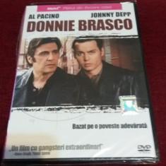 XXP DVD FILM DONNIE BRASCO SIGILAT - Film drama Altele, Romana